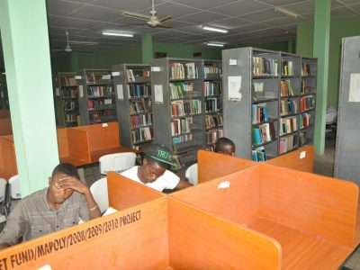 Salawu Abiola Memorial Library