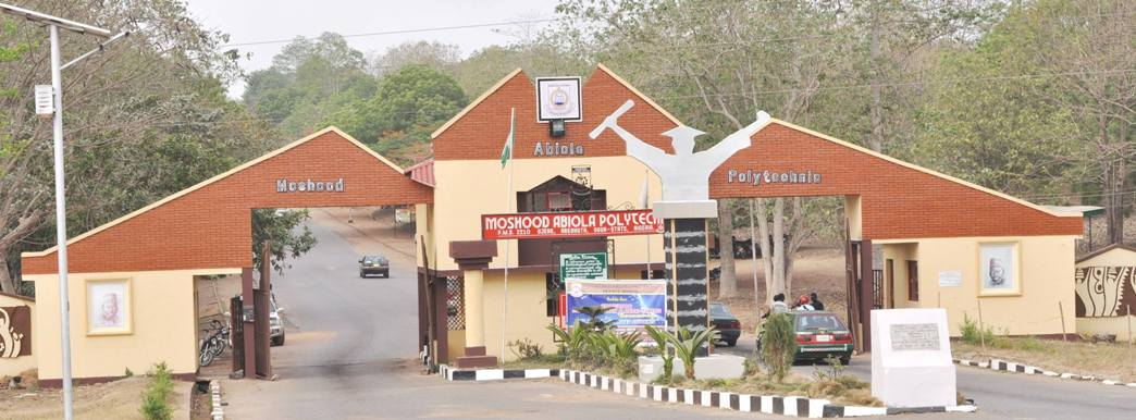 Image result for Moshood Abiola Polytechnic