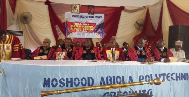 UPDATE! MAPOLY Reviewed Academic Calendar, to hold Matriculation November 19